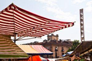 PiazzaRepubblica, Aurora. Foto di Roberta Cipriani, ZUM
